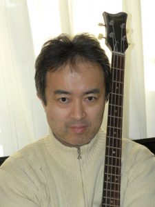 face photo of Mr. Hirase