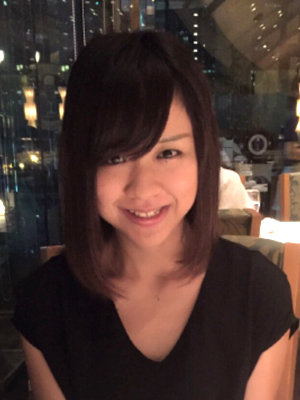 face photo of Ms. Matsuda