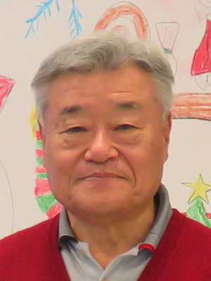 face photo of Mr. Sakamoto