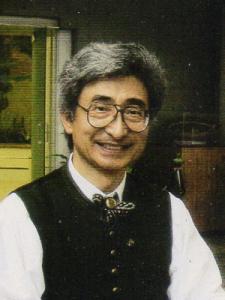 face photo of Mr. Enoki