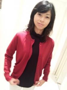 face photo of Ms. Kurashina