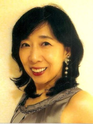 face photo of Ms. Sasaki