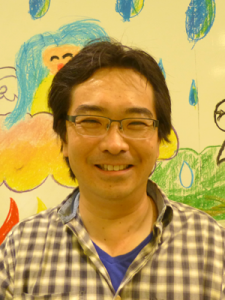 face photo of Mr. Kurokawa